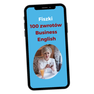 fiszki business english