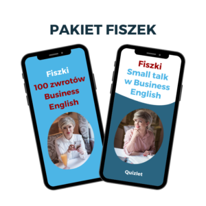 pakiet fiszek business english